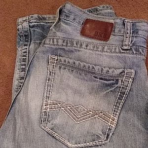 Mens jeans BKE from buckle